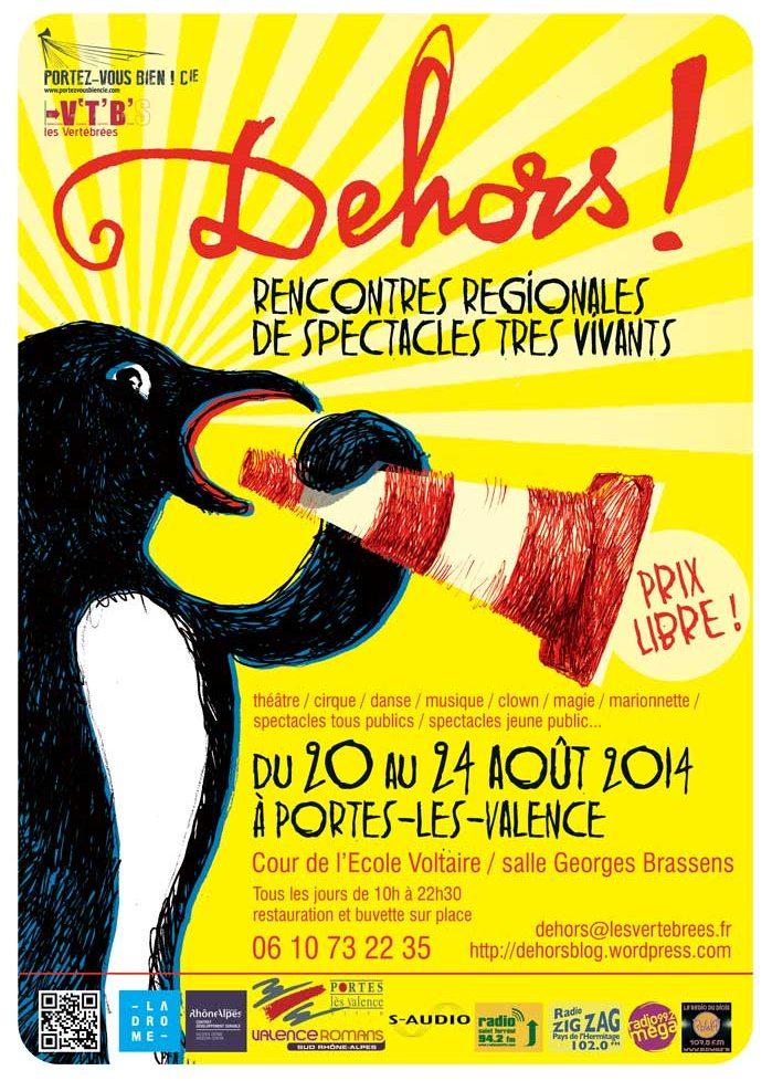 Festival Dehors ! 2014