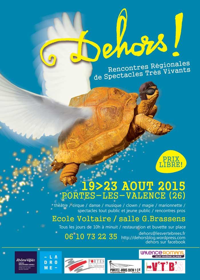 Festival Dehors ! 2015