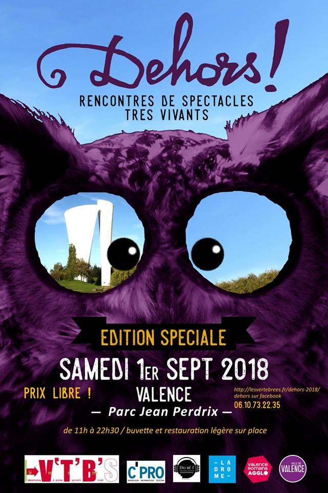 Festival Dehors ! 2018