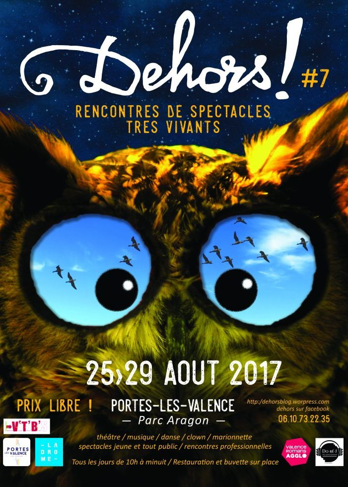 Festival Dehors ! 2017